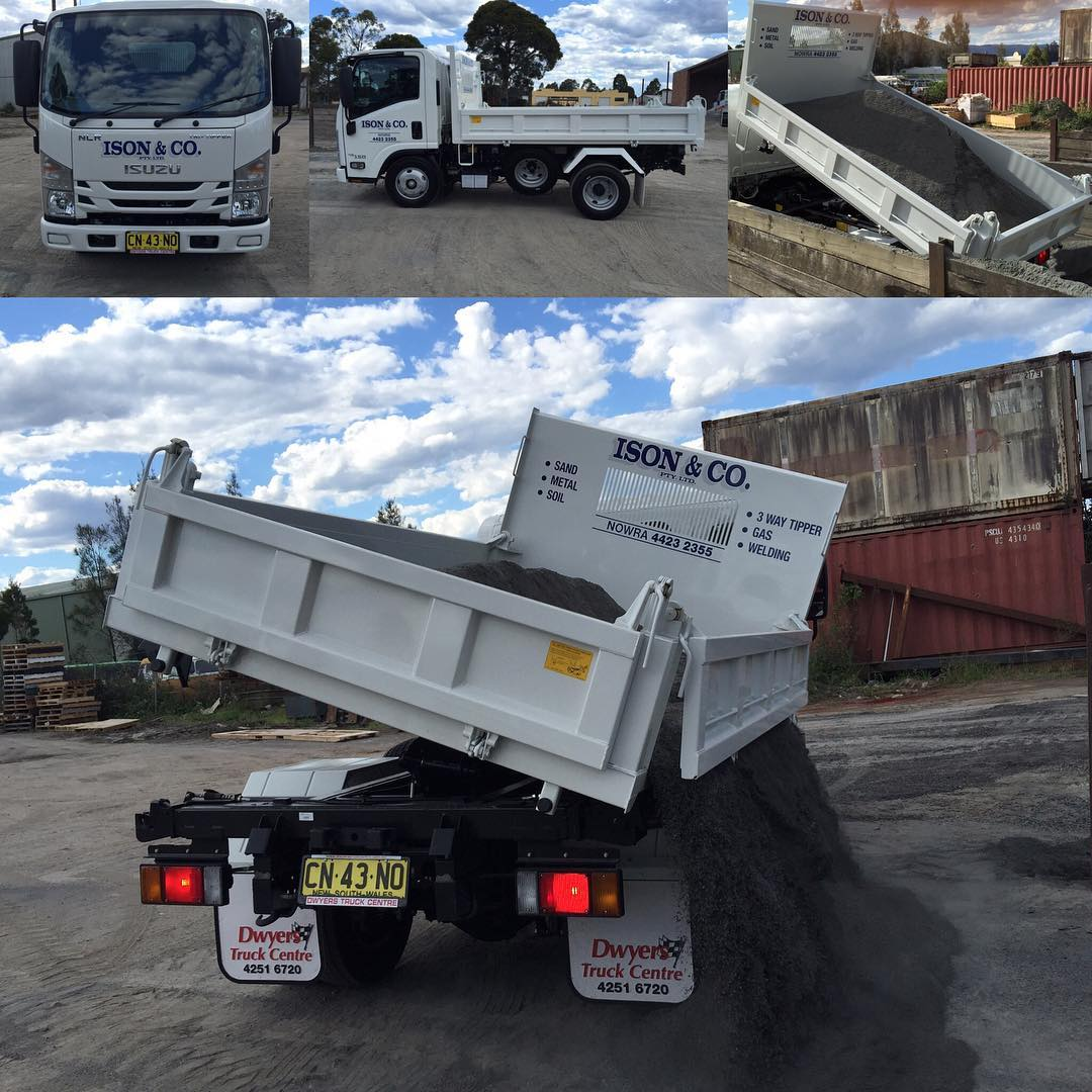 New Tri-Tipper to our fleet