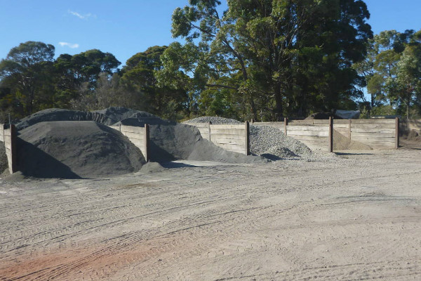 Gravel Supplies & Landscape Supplies at Isons