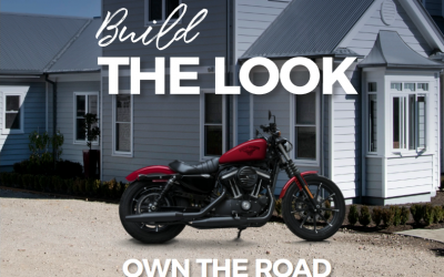 Win a Harley Davidson With Ison & Co