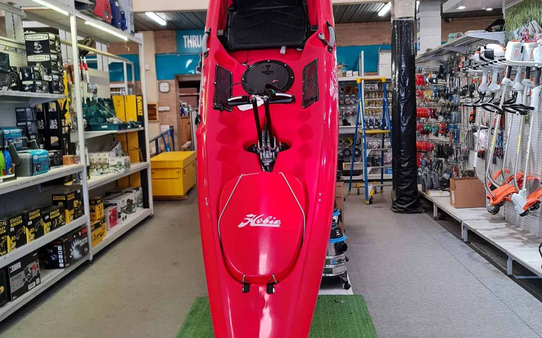 Hobie Kayak Giveaway